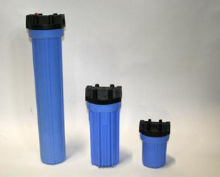 Filter för järnhaltigt vatten