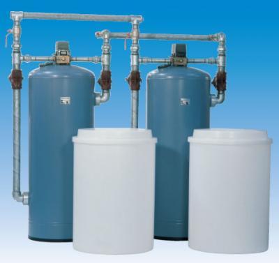 avhärdning av vatten